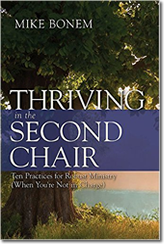 thriving-in-the-second-chair-cover