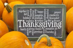 Extending Thanksgiving